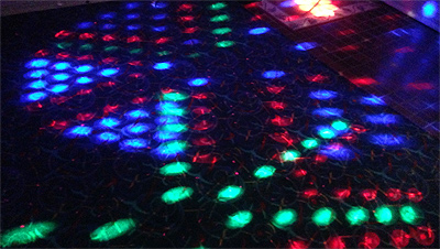 DJ MAGOO Party Hire Lighting 3