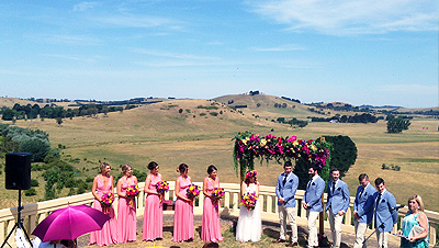 Outdoor Wedding 8915