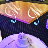 DJ MAGOO wedding lights MM 3777