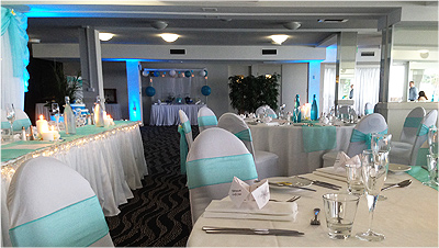 Wedding Lights Homebush Blue Wedding Room Lighting Molly1