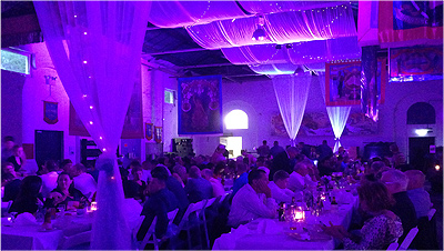 Wedding Lights Sydney Purple Room Lighting BM Lithgow large room3